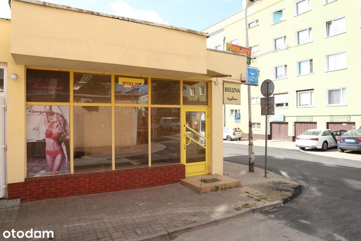 Sprzedam lokal na parterze w Centrum miasta Konin