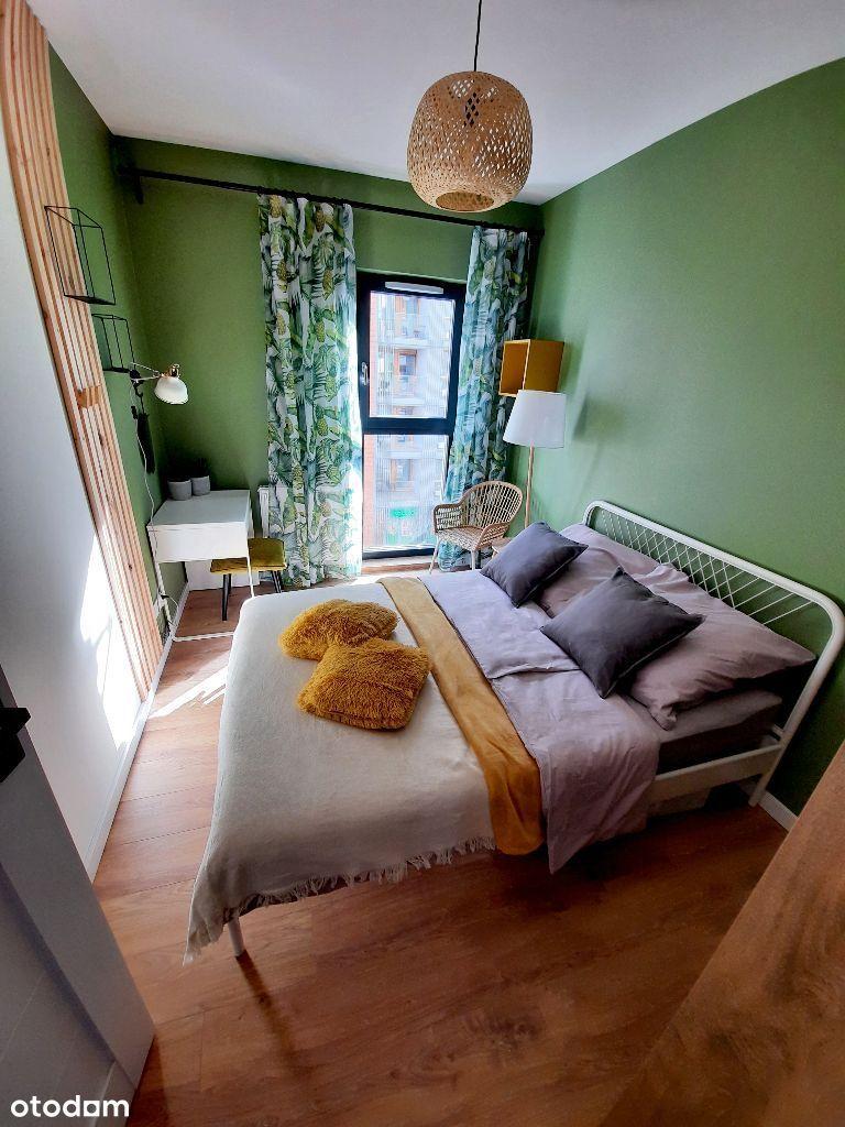 Pokój w mieszkaniu 2-pok. Wyspa Spichrzów AURA