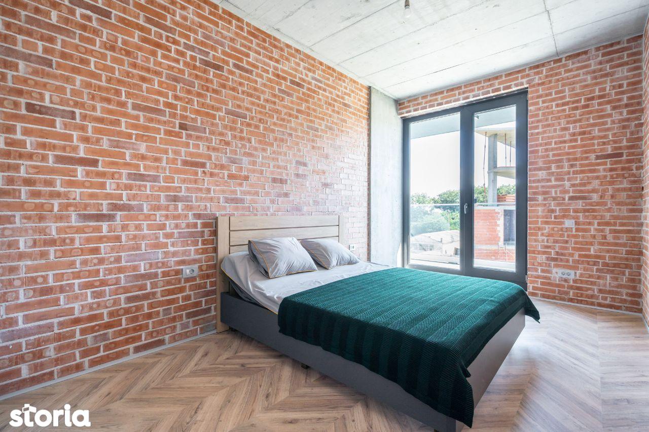 LOFT green apartments - apartamente cu pompa de caldura, concept UNIC