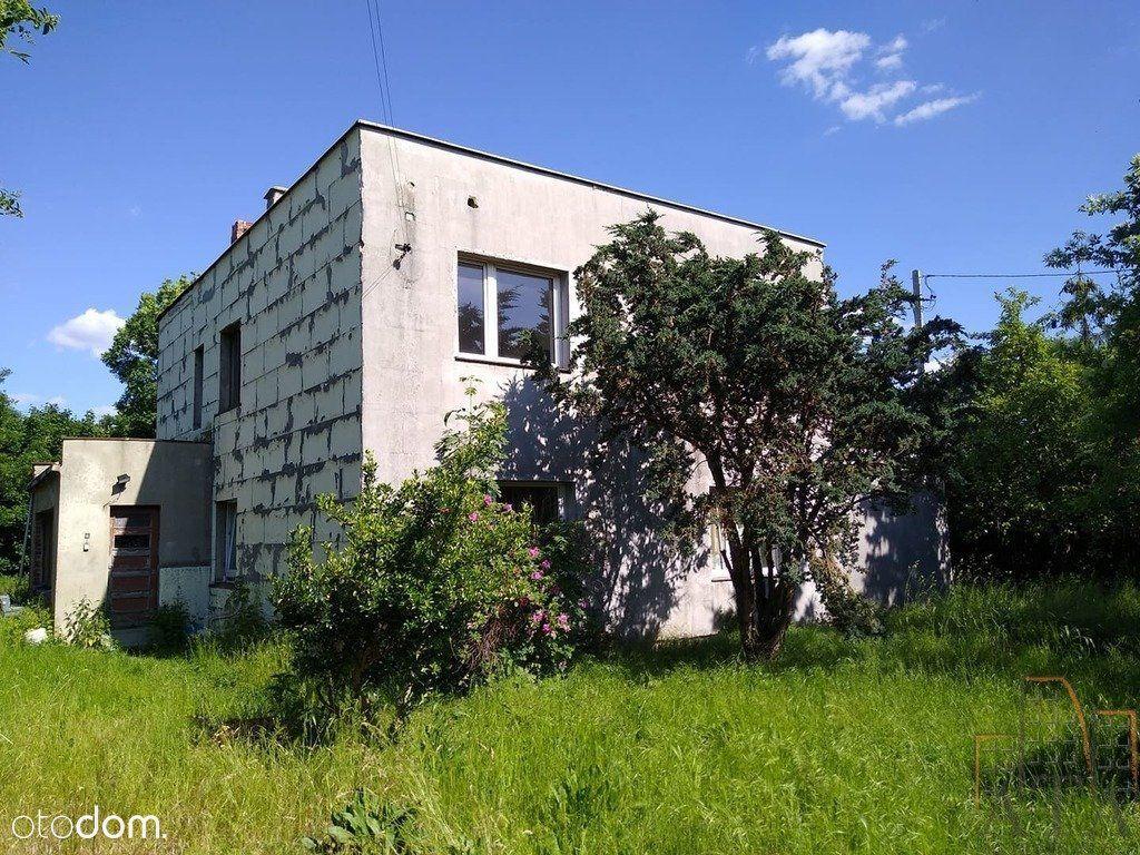 Duża działka 3000 m2 z domem do remontu!