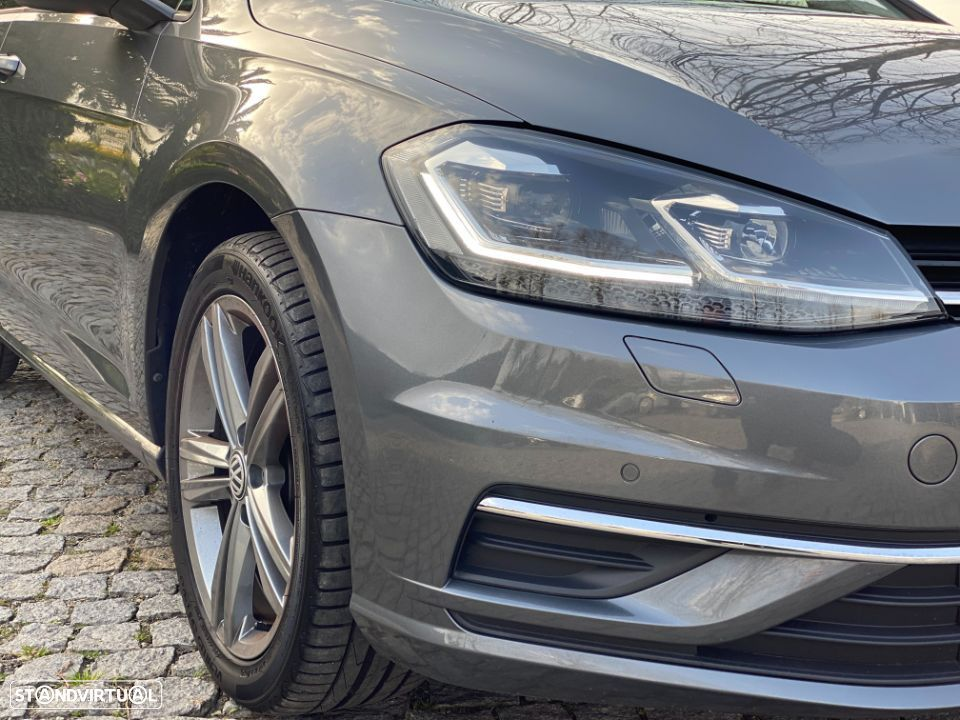 VW Golf Variant 1.6 TDI Highline - 6