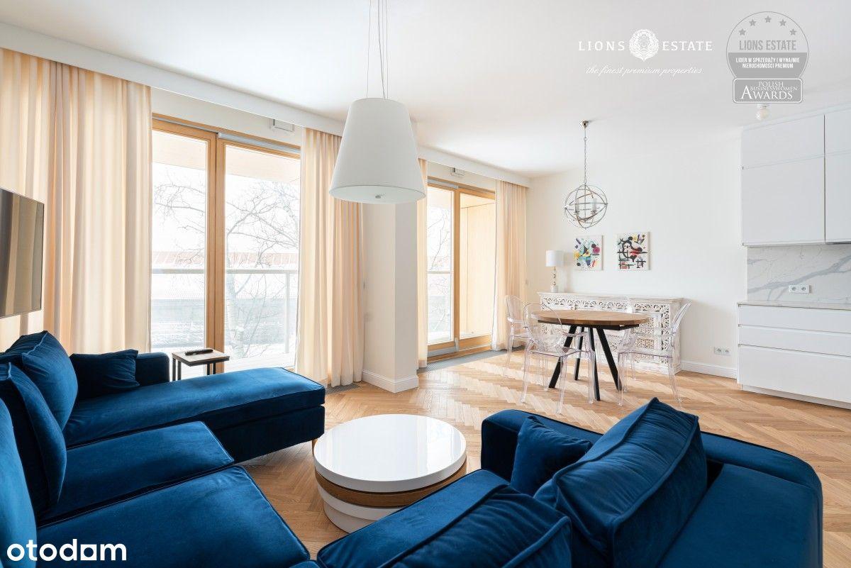 Apartament w nowoczesnej inwestycji na Woli