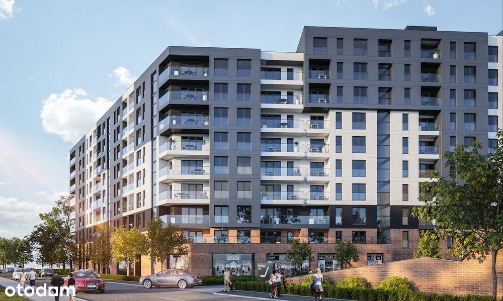 Apartament w inwestycji Fabryczna City M173