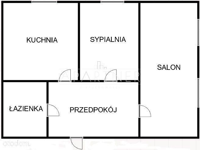 46 m2 w Centrum Miasta | Cegła | Obok Manufaktura