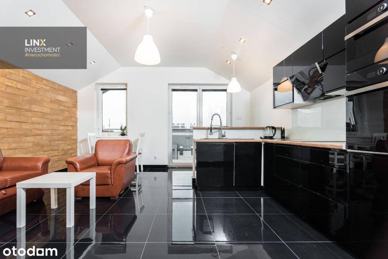 Mieszkanie typu studio 36 m2 przy ul. Stawowej