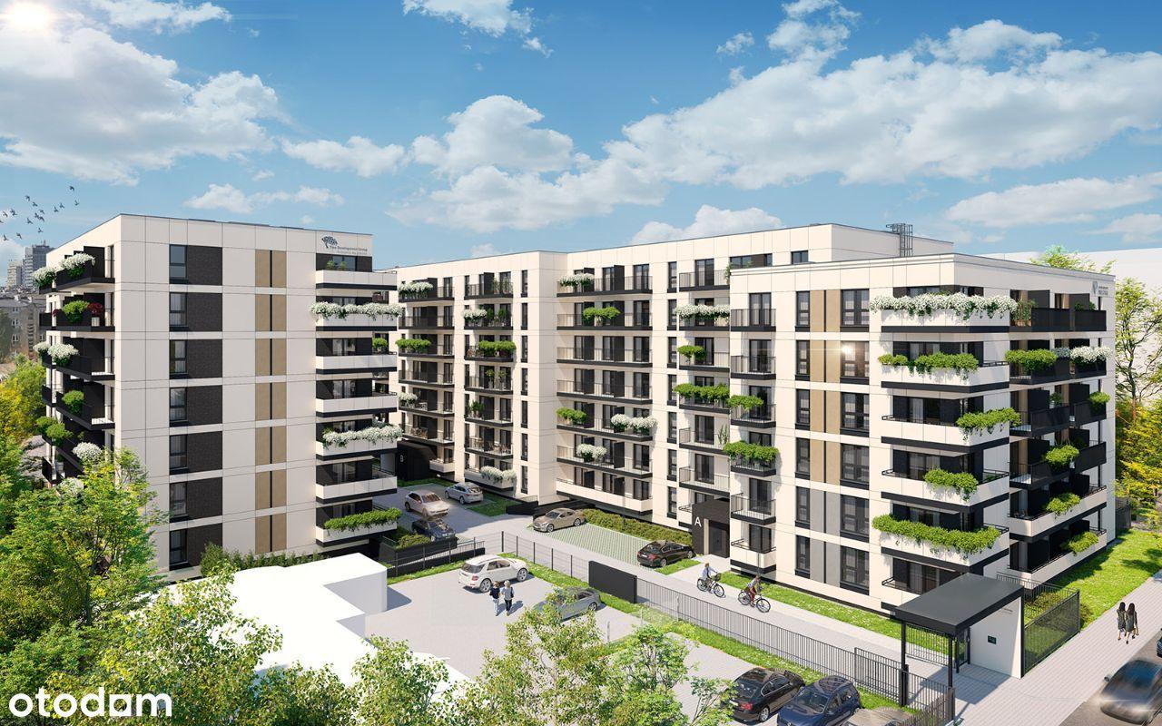 Funkcjonalny Apartament z balkonem w samym centrum