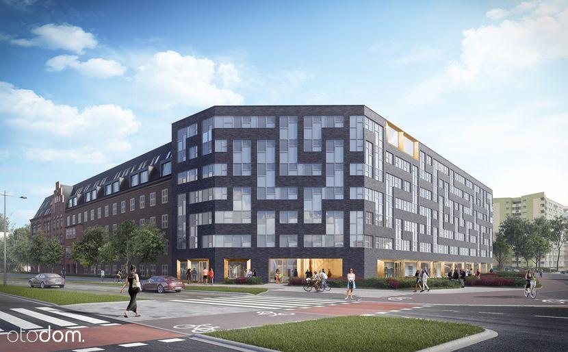 Prestiżowy lokal usługowy 68 m2/ centrum Wrocławia