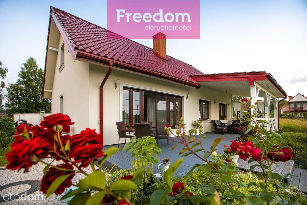 Piękny dom na Mazurach z dostępem do jeziora