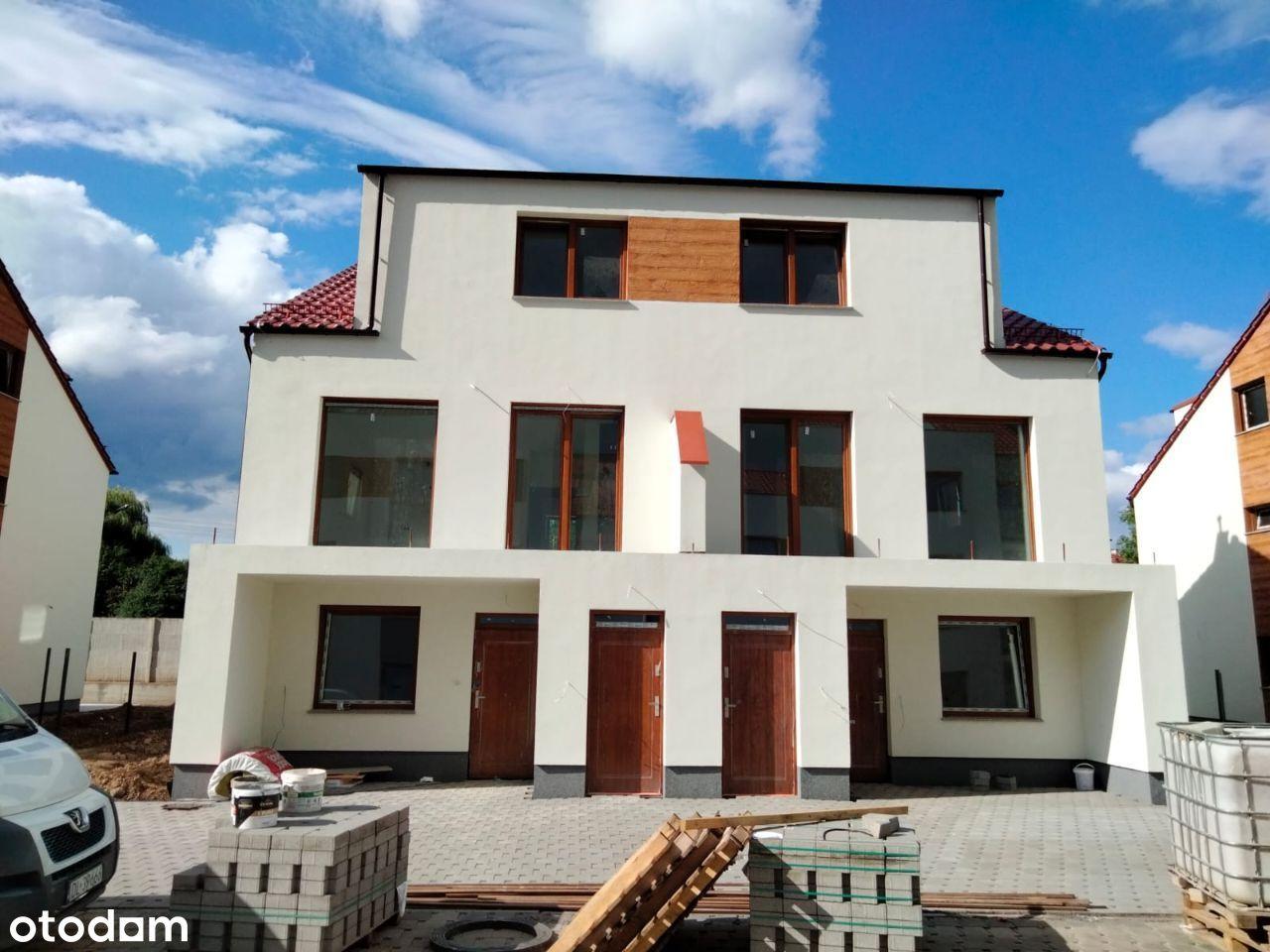 NOWE mieszkanie w DOMKU OGRÓD parking w CENIE