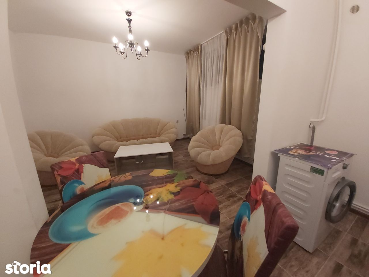 Închiriere Apartament 2 camere demisol/5 Craiovita