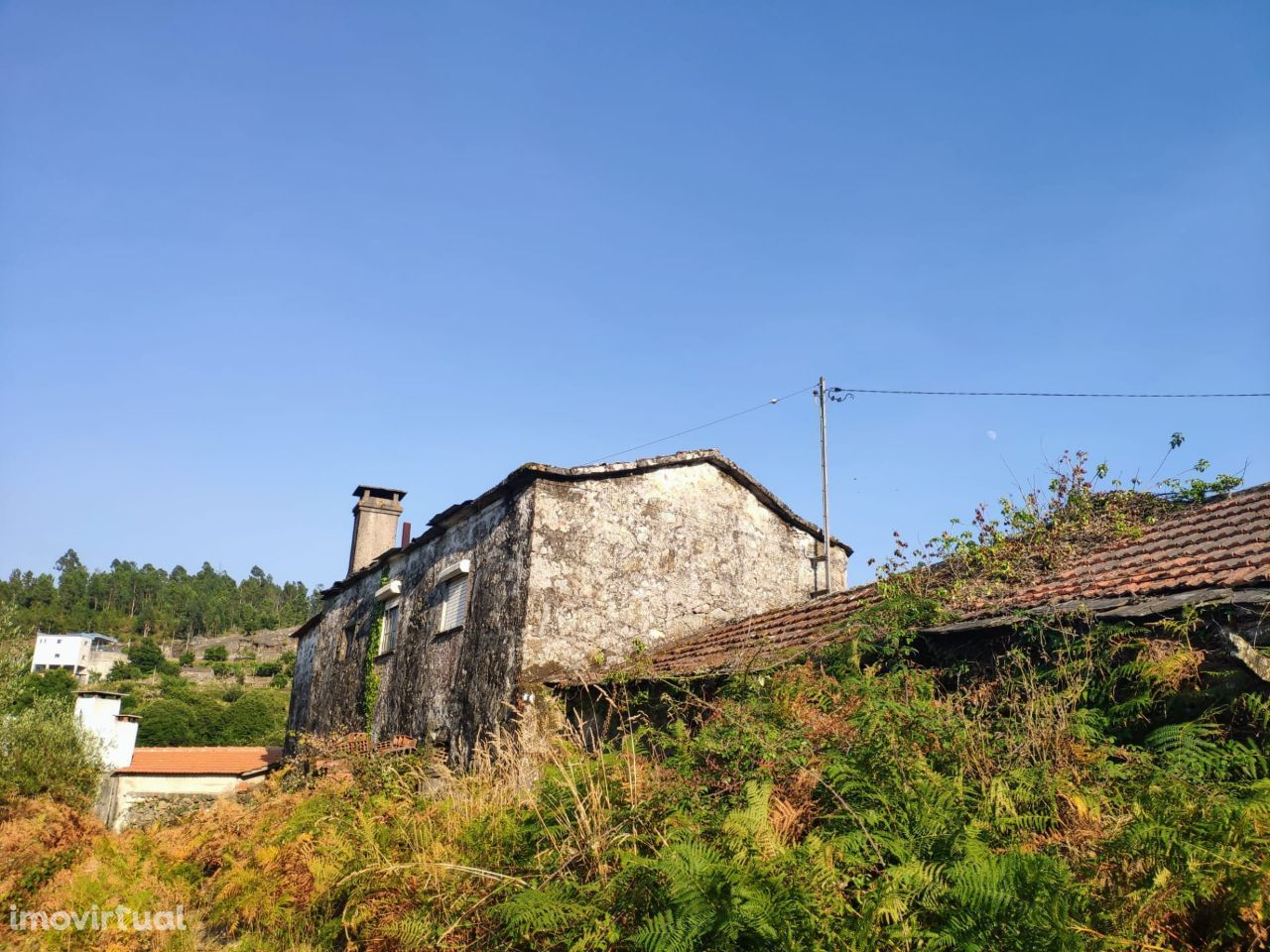 Moradia-granito/restauro-Oliveira de Frades