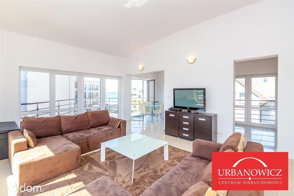 Apartament 105-metrowy nad morzem Ustronie Morskie