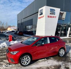 SEAT Ibiza FR 1.0 TSI 110 KM manual