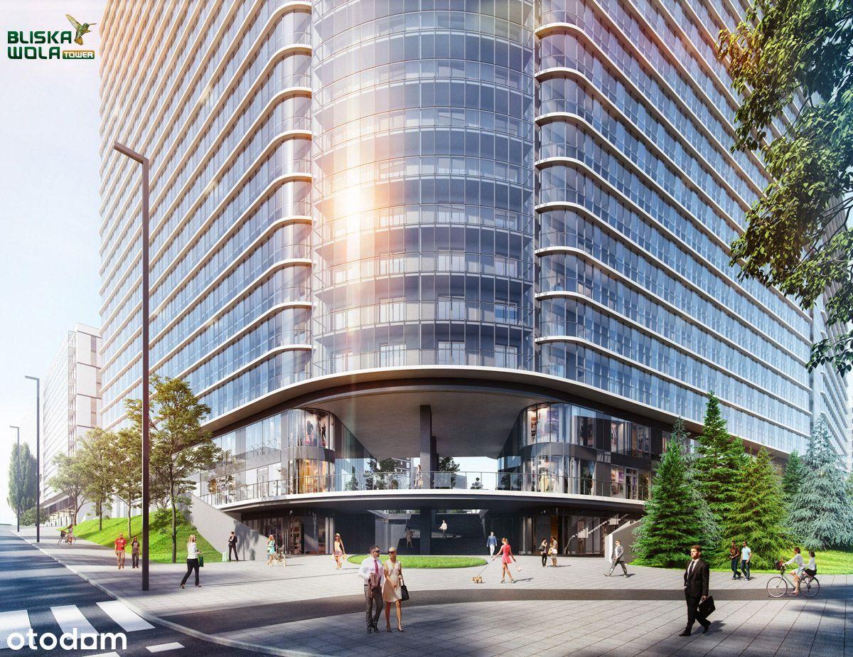 Inwestycja apartament na wynajem w BW Tower FV 23%
