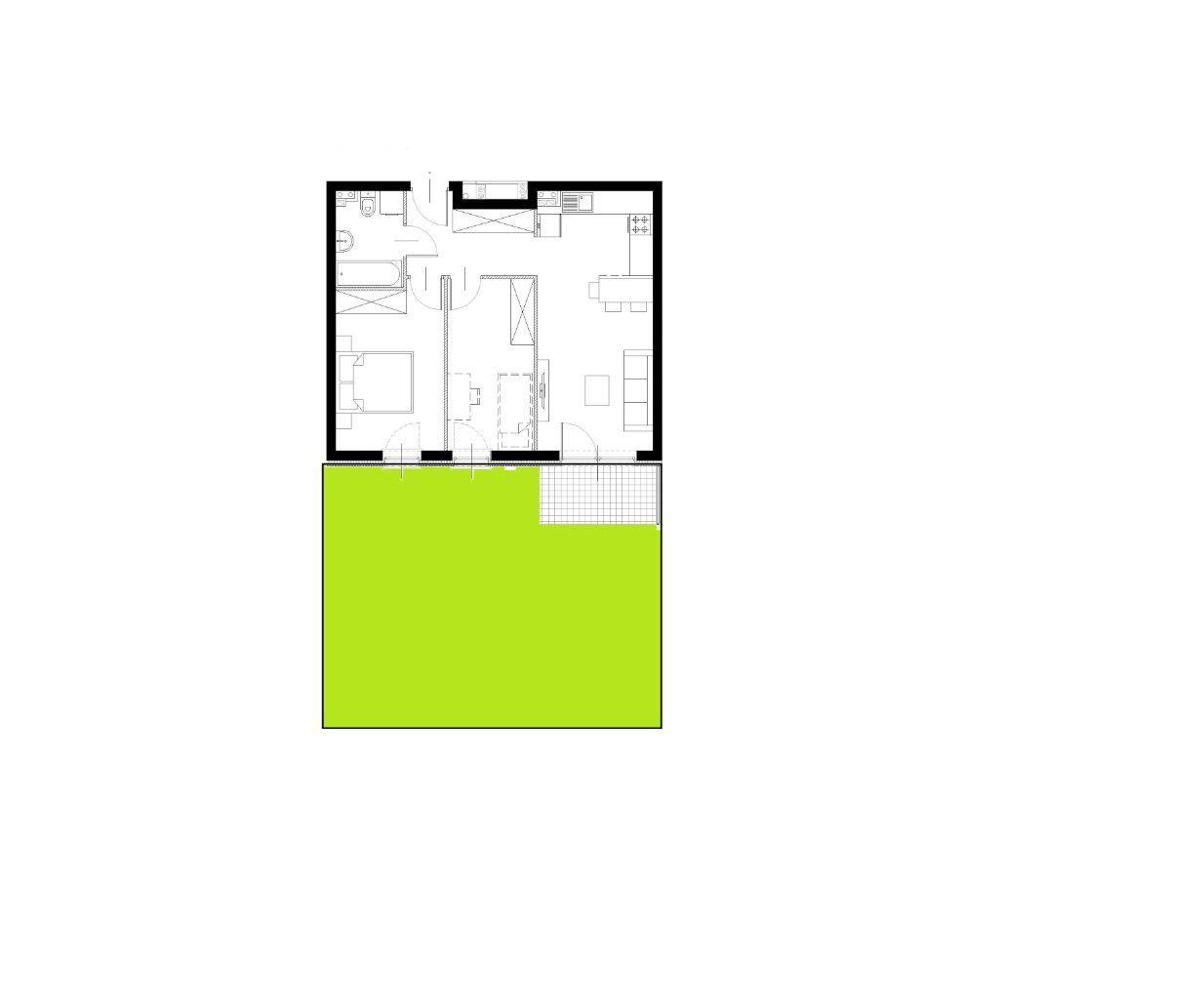 3 pokoje + Słoneczny OGRÓDEK -> obok SKM Złocień