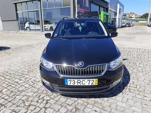 Skoda Fabia Break 1.4 TDi Ambition - 6