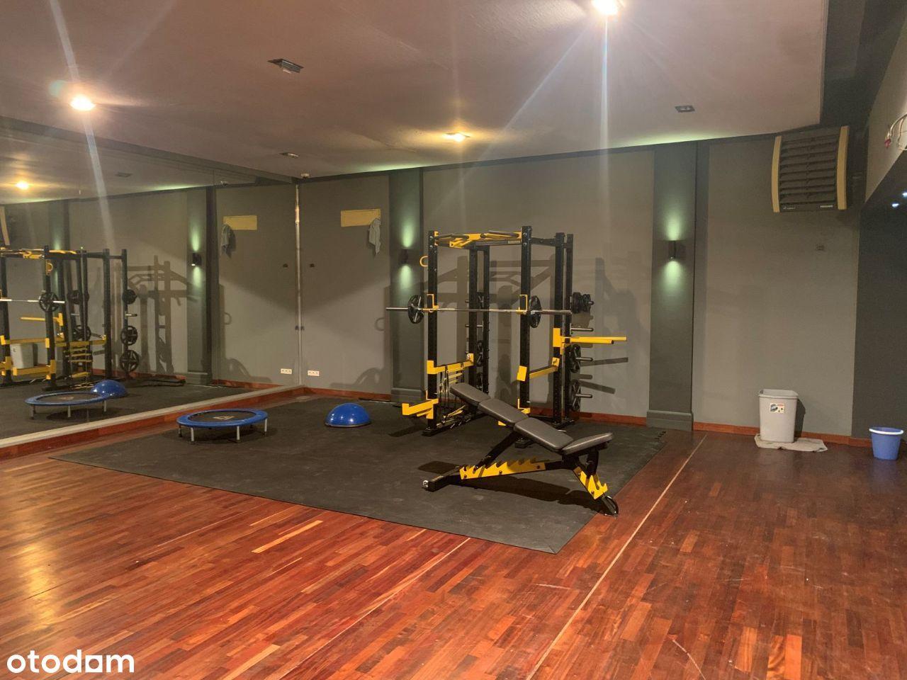 Obiekt do fitnessu, rehabilitacji - centrum