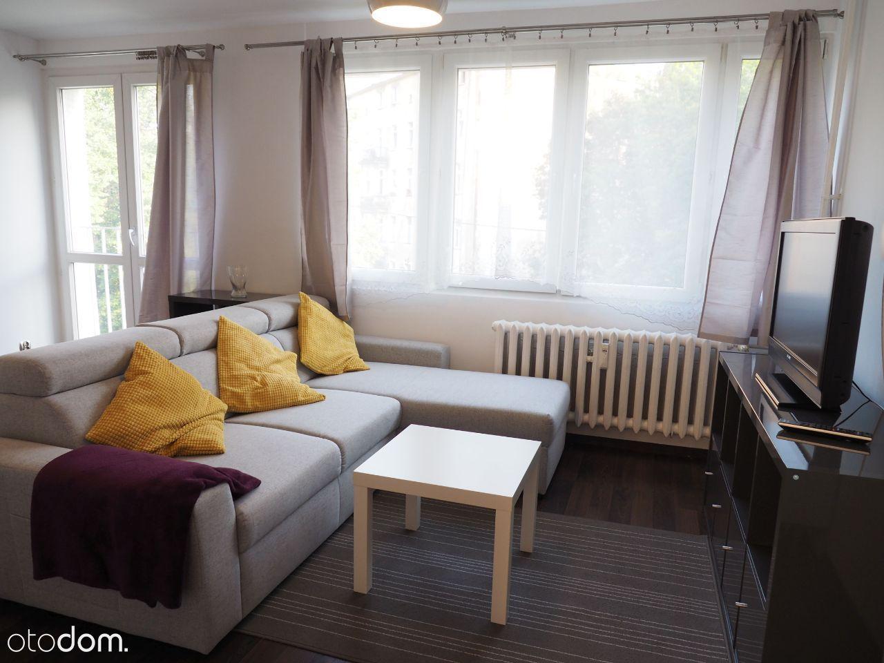 Komfortowe mieszkanie 2 pokoje Grabiszyńska