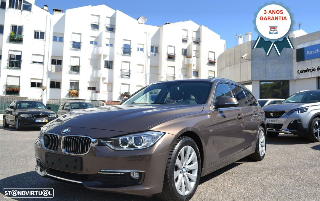 BMW 320 Touring Luxury Auto - 1