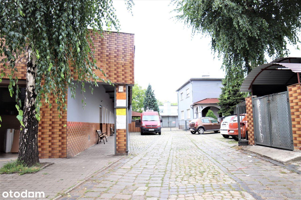 Dom Garaże Pawilon Handlowy Świętochłowice Zgoda