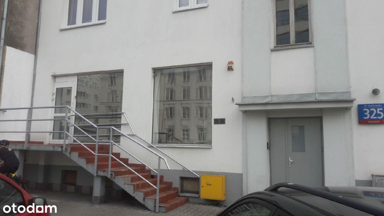 Lokal z witrynami na ul. Grochowską