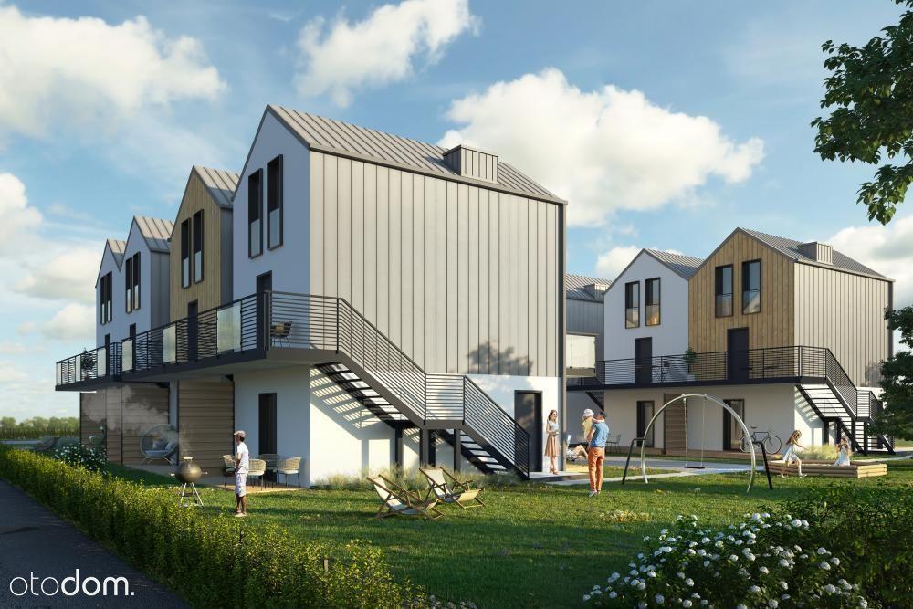 Nowa inwestycja - mieszkanie ok. 780 m od morza