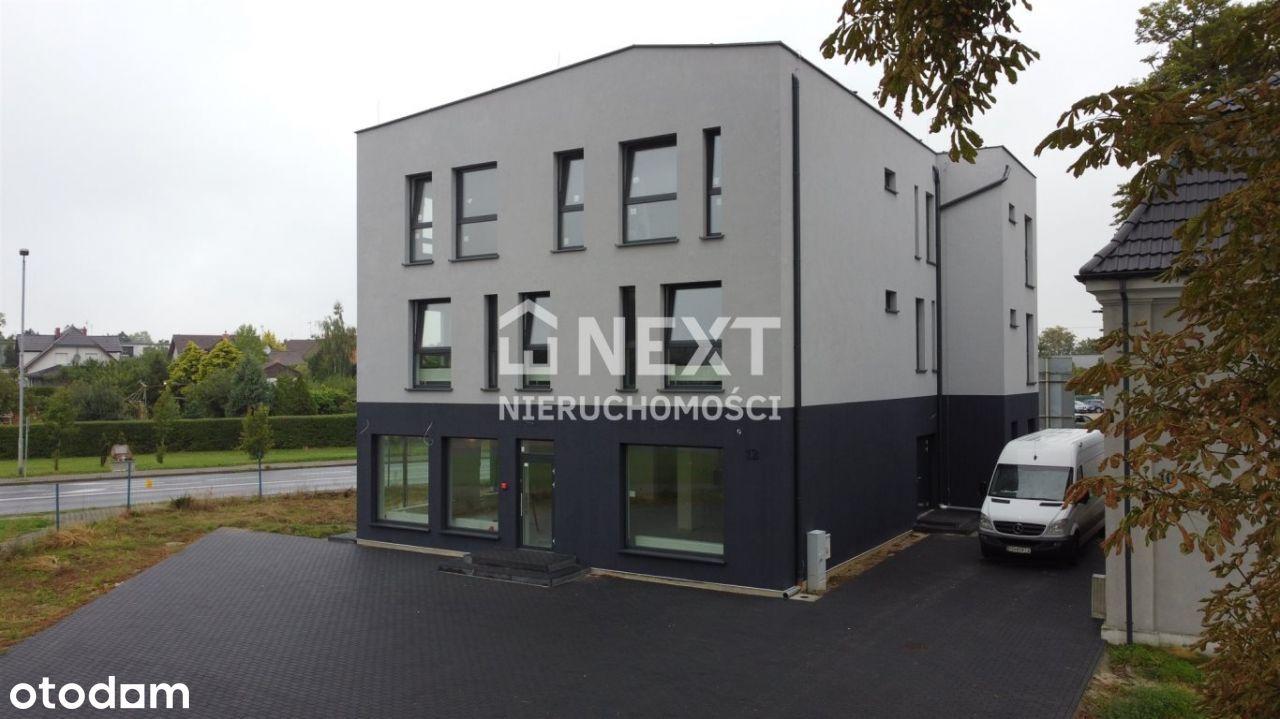 Nowy budynek 6 mieszkań + lokal usługowy