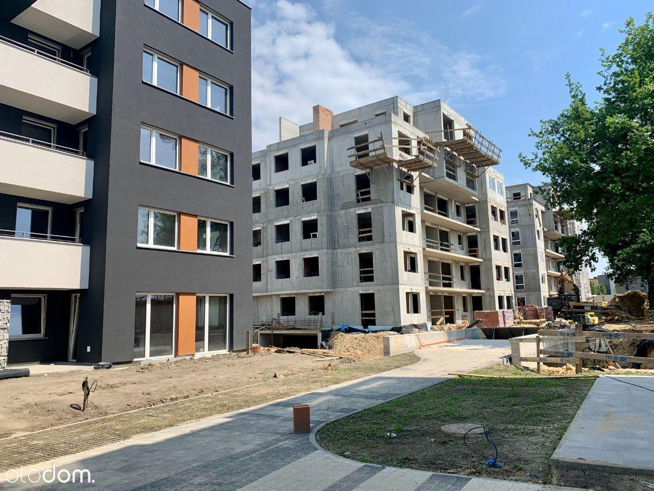 53 m2 - trzypokojowe mieszkanie w Bażantowo