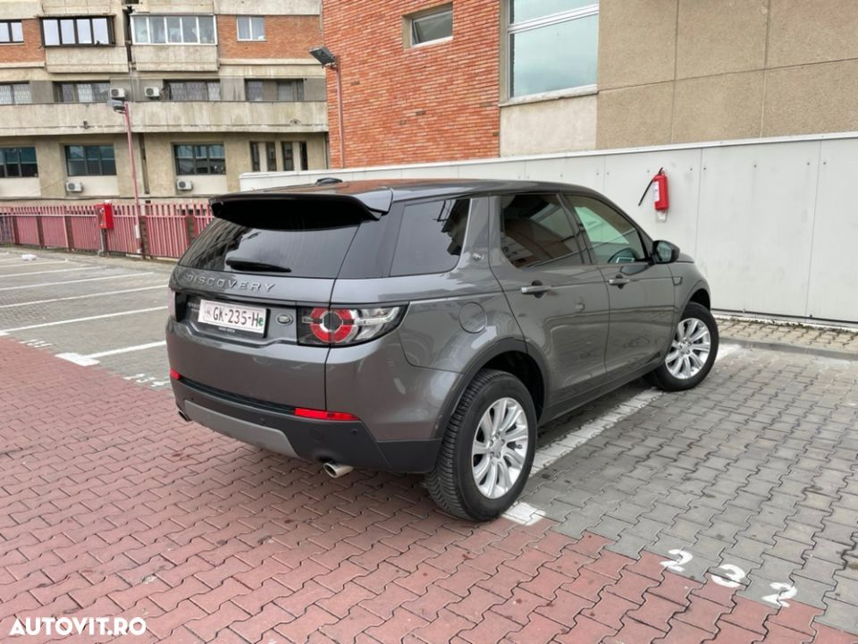 Land Rover Discovery Sport - 15