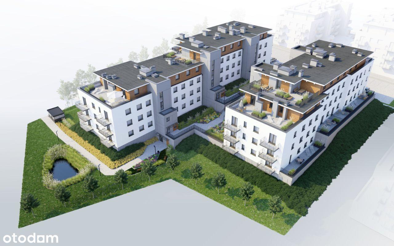 Nowa inwestycja Gdańsk! Mieszkanie 73 m2 + Taras