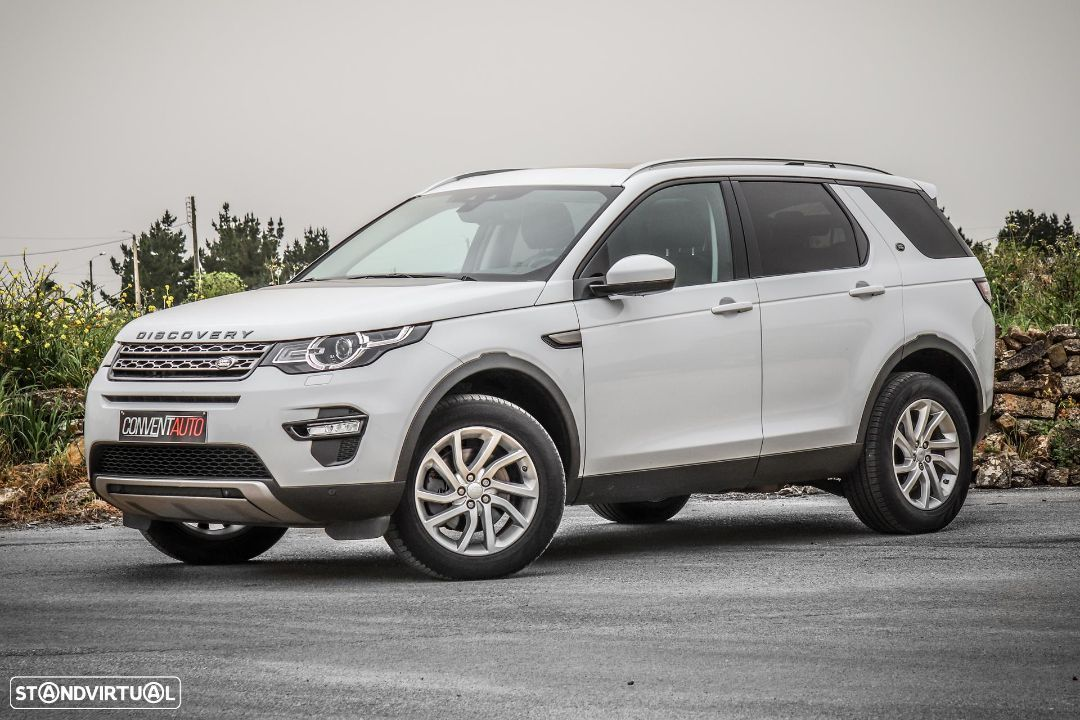Land Rover Discovery Sport 2.0 TD4 HSE Luxury 7L - 1