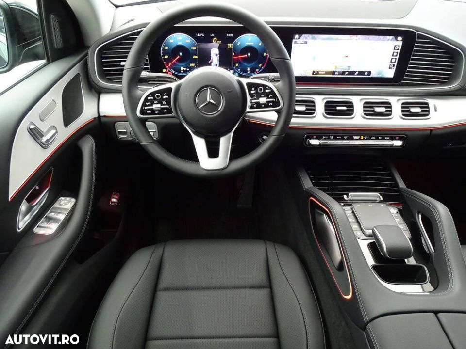 Mercedes-Benz GLE Coupe - 12
