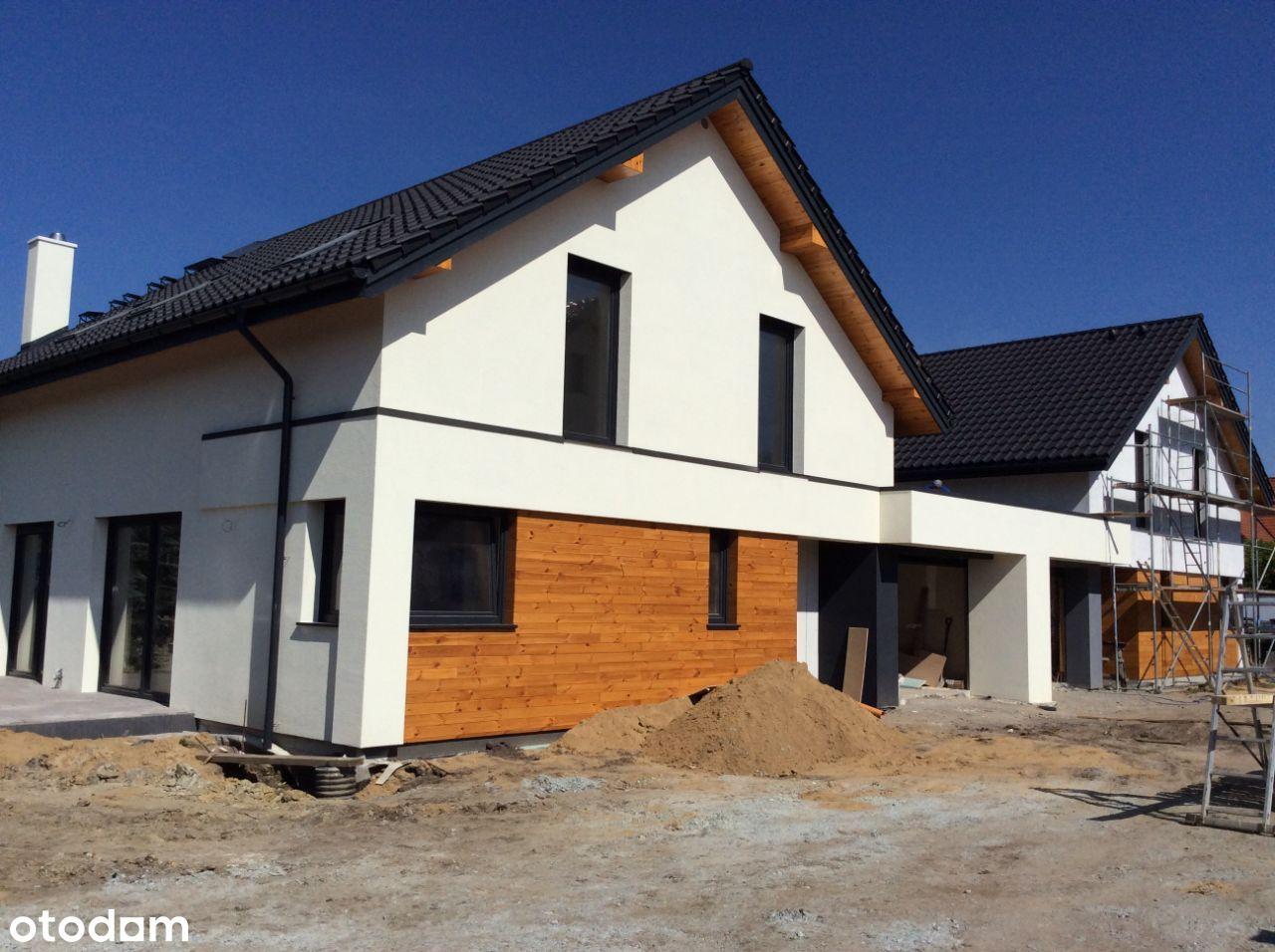 Dom jednorodzinny 177,70 m2 z ogrodem Wrocławska