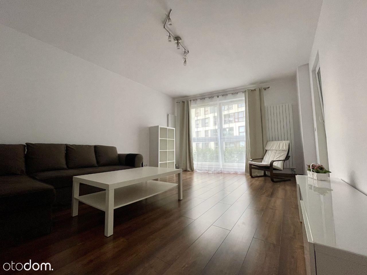 Piękne mieszkanie w nowoczesnym apart.na Ursynowie