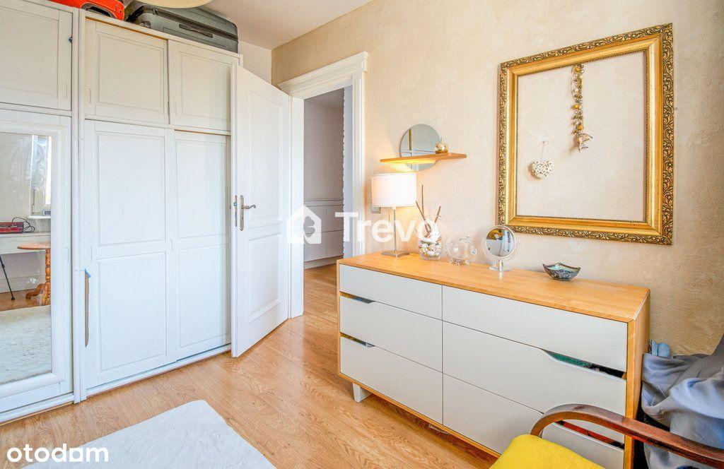Przestronne i słoneczne 2 pokojowe mieszkanie