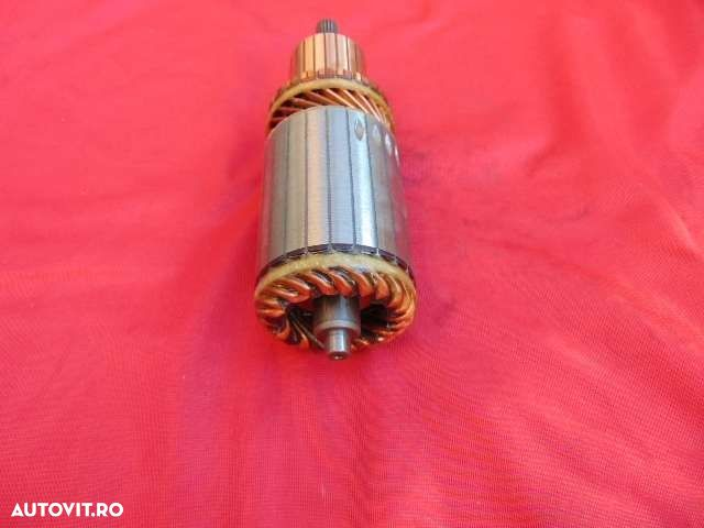 Rotor electromotor Iveco stalis 18dinti - 1