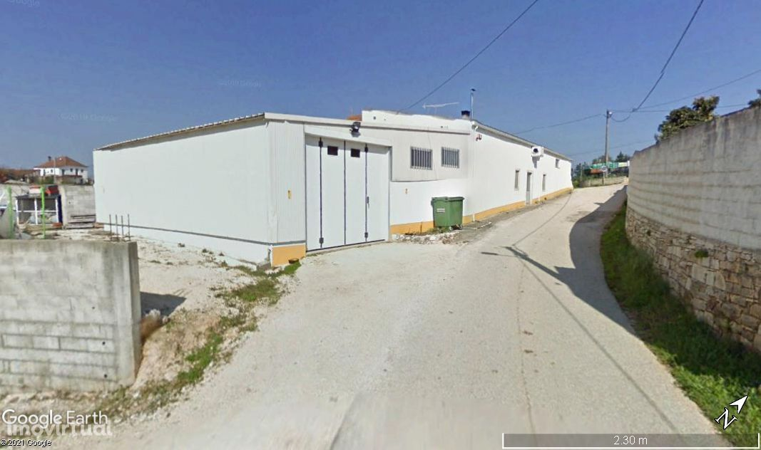 Armazém c/462 m2 nos Zambujais, Abiul, Pombal. Financiamento!