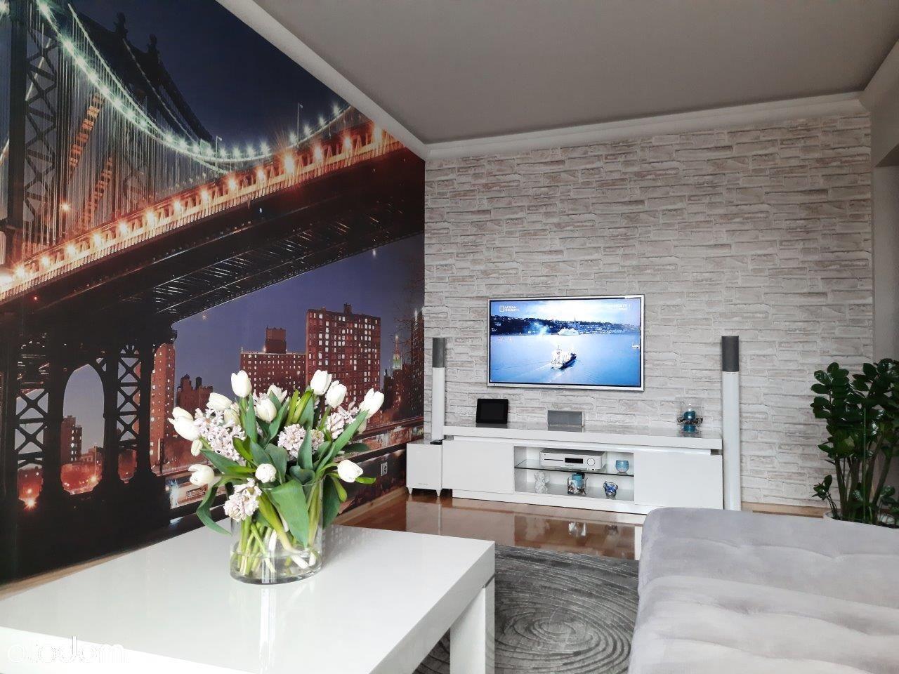 92 m2, Krzycka, dwupoziomowy apartament, 2 balkony