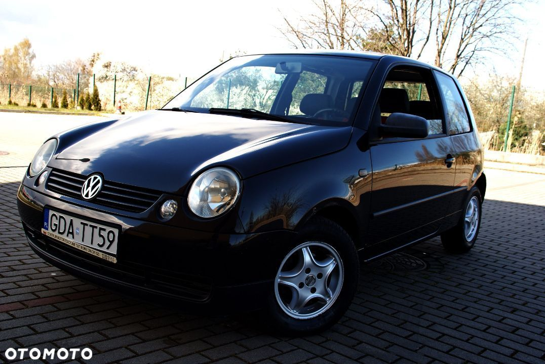 Volkswagen Lupo 1.0 Benzyna - 1