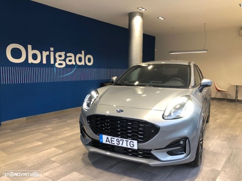 Ford Puma 1.0 EcoBoost MHEV ST-Line - 7