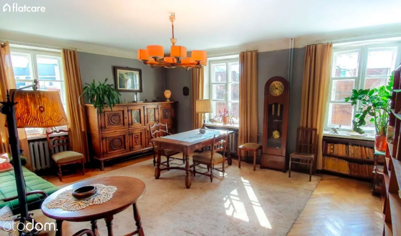Na sprzedaż: 3-pokoje w kamienicy   Stare Miasto