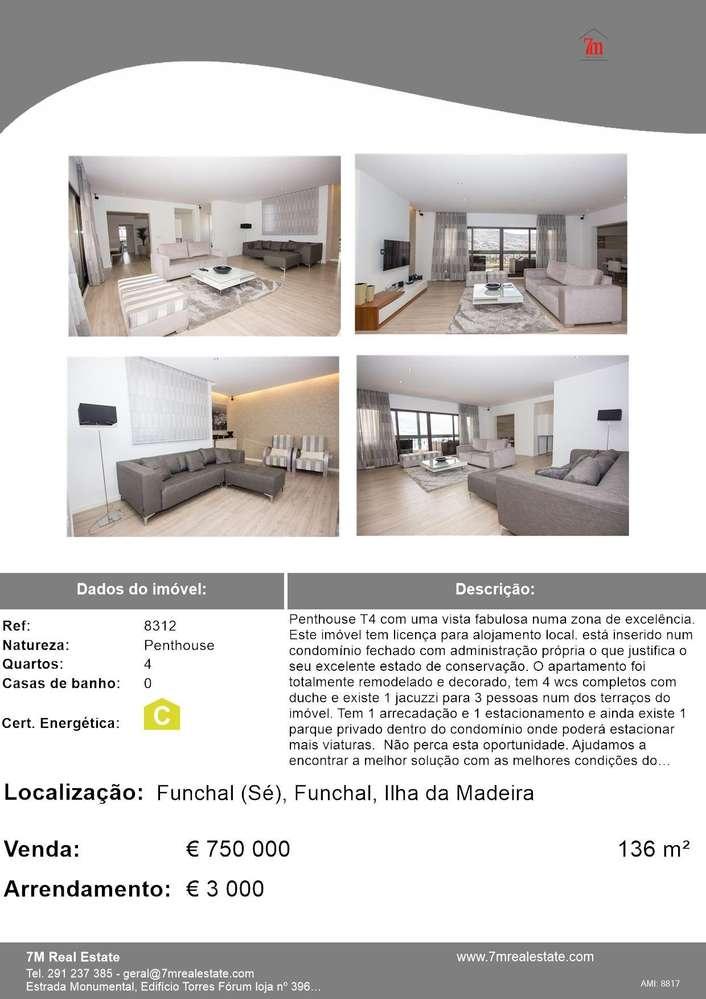 Apartamento para comprar, Sé, Ilha da Madeira - Foto 49