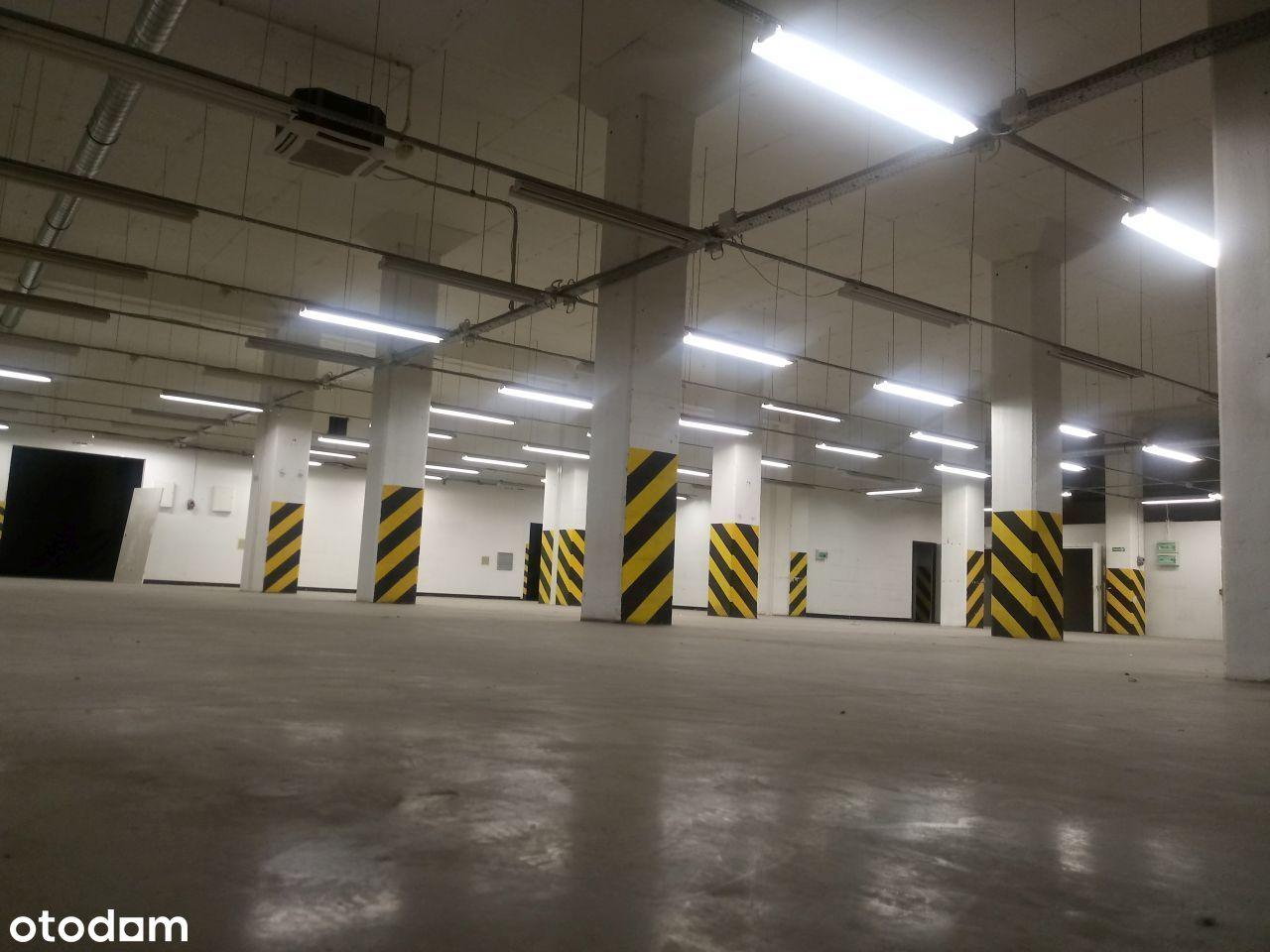 Czysty SUCHY/bezpieczny/MAG.- PROD. 2500 m2