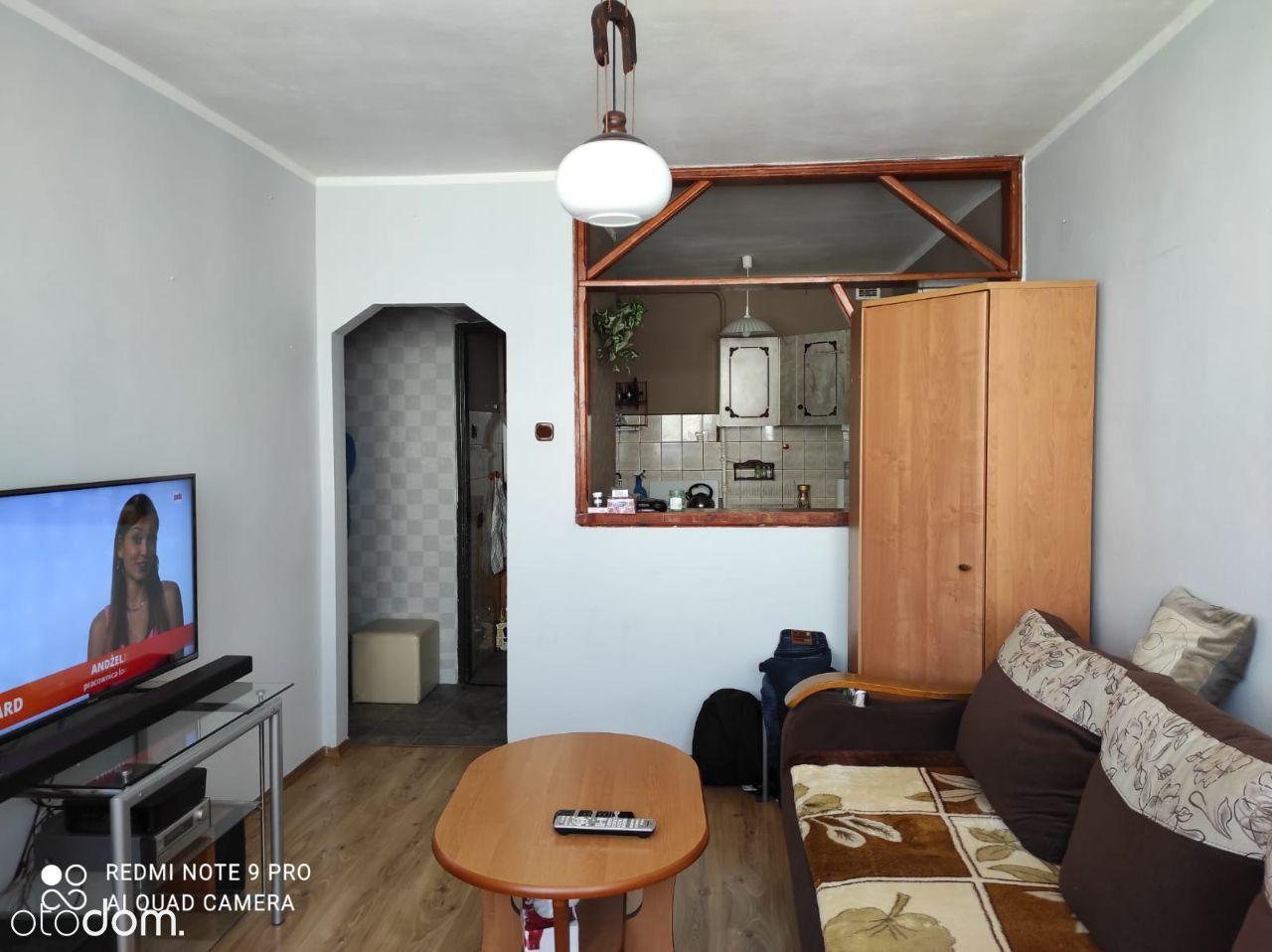 W centrum Mieszkanie 2-pokojowe