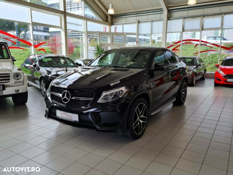 Mercedes-Benz GLE Coupe 350 - 14