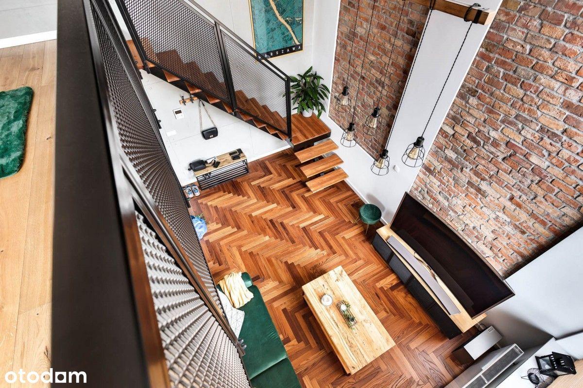 Nowy Loft, wysoki standard, od zaraz, Warto!