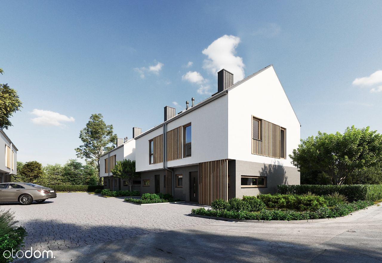 Bellis Twin domy w zabudowie bliźniaczej