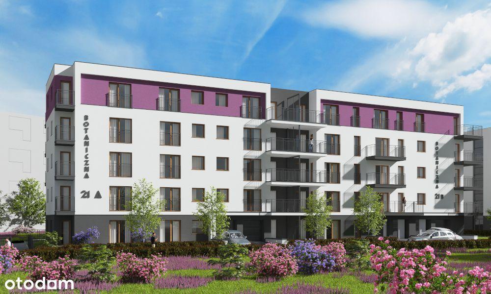 Nowe Mieszkanie Apartamenty Wrzos L23