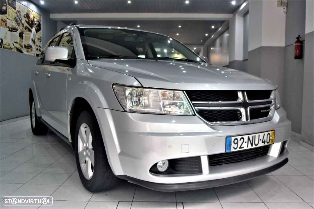 Dodge Journey 2.0 CRD SXT MTX - 1
