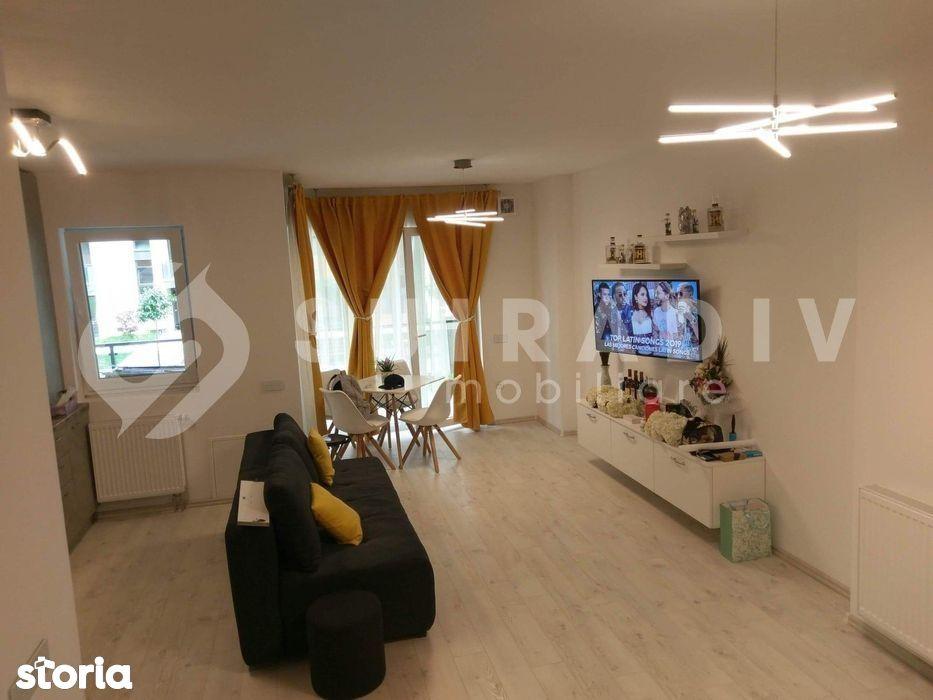 Apartament de vanzare in CEL MAI NOU CARTIER al Clujului